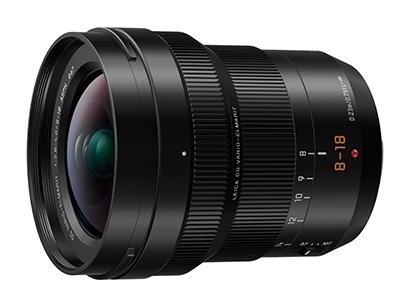 PANASONIC 8-18mm f2.8-4.0 Leica ASPH DG Vario Elmarit