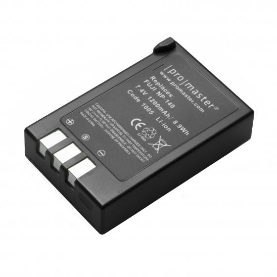 ProMaster NP140 battery       Fuji