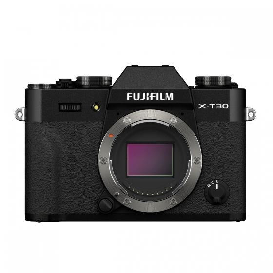 Fujifilm X-T30 II (Body Only) - Black