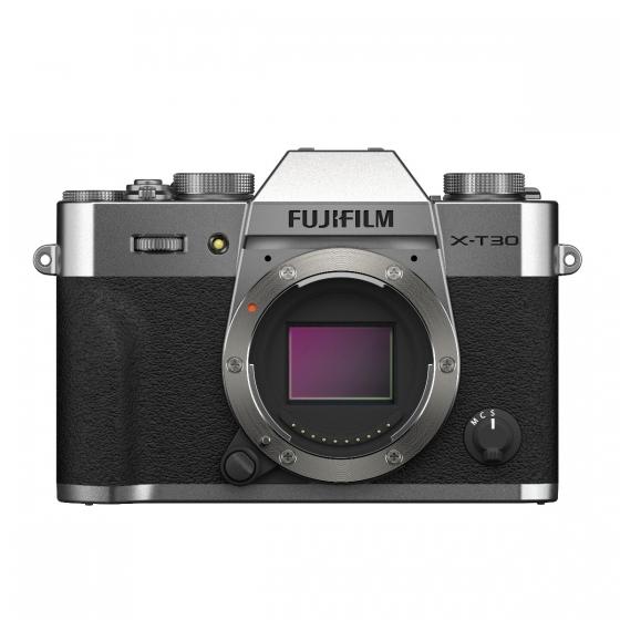 Fujifilm X-T30 II (Body Only) - Silver