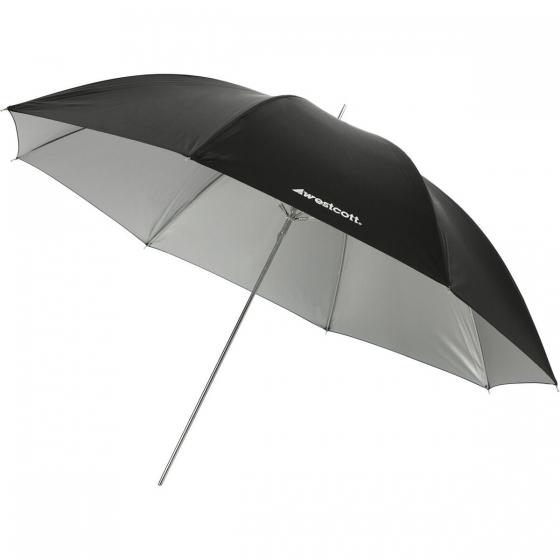 "WESTCOTT 45"" Soft Silver Umbrella"