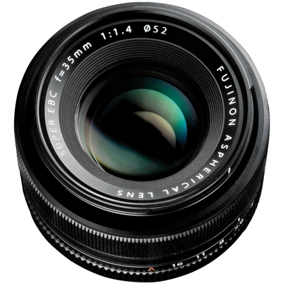 Fuji 35mm f1.4 X mount Lens for X series