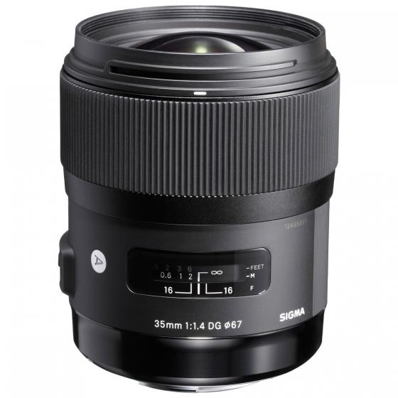 SIGMA 35mm f1.4 DG HSM Lens Canon mount                  Art