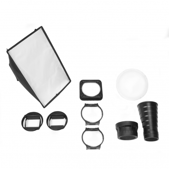ProMaster Portrait Kit for shoe mounted flashes