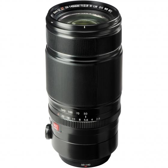 Fuji 50-140mm f2.8R WR for X series