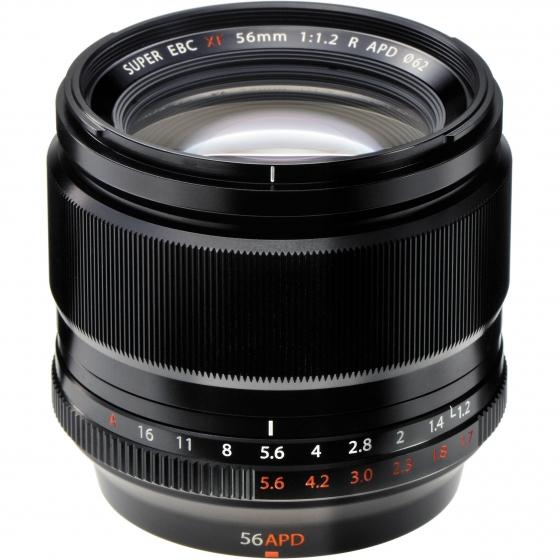 Fuji 56mm f1.2R APD X Mount Lens for X series