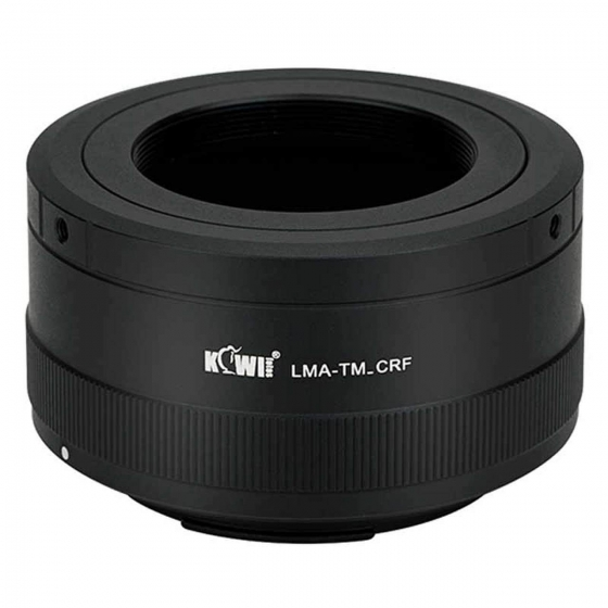 KIWI Lens Adapter T Mount to Canon RF