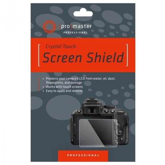 ProMaster Crystal Touch Screen Shield Fuji XPRO3