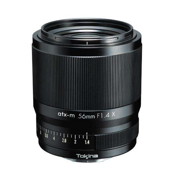 TOKINA ATX-M 56mm F/1.4 FX for Fuji X Mount - Black