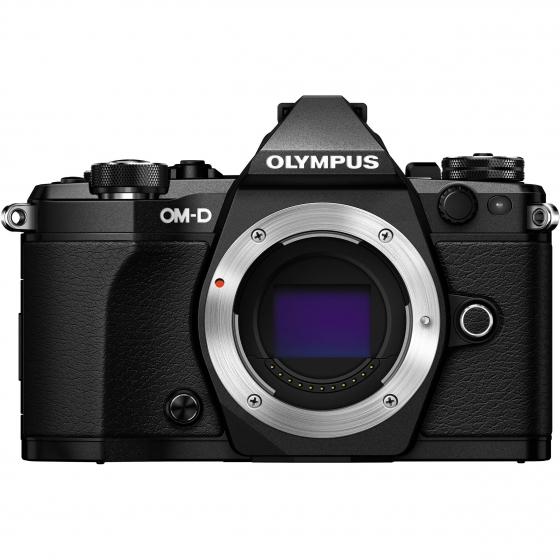 OLYMPUS OM-D E-M5 II Body Black