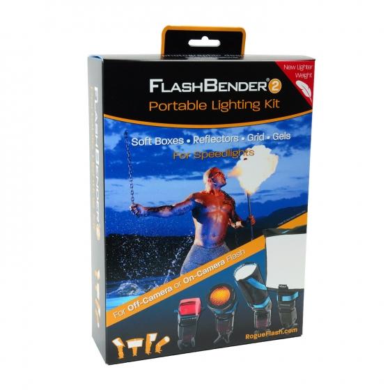 ROGUE Flash Bender 2 Portable Lighting Kit