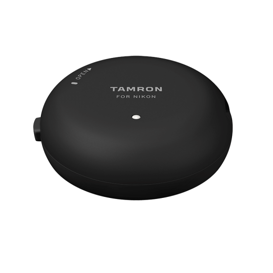 TAMRON TAP-In Console         Nikon Firmware Updating Console