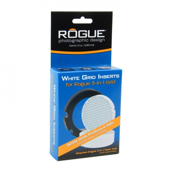 ROGUE White Grid Inserts for Rogue Flash Grid