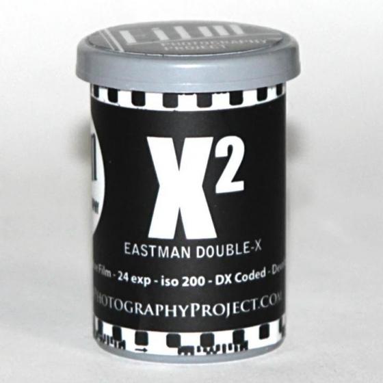 FPP X2 35MM B&W 200 ISO 24 EXP.