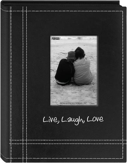 "PIONEER LLL46 Live, Laugh, Love 4""x6"" 1up Album"
