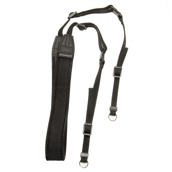ProMaster Cushion Strap QR - Black for Cameras & Binoculars & More