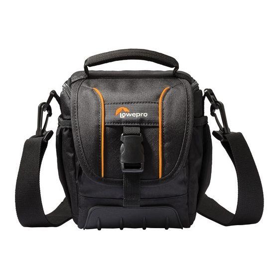 LOWEPRO Adventura SH 120 II Black Shoulder Bag