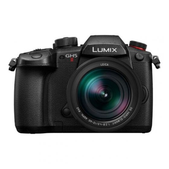 PANASONIC Lumix GH5M2 with Leica Lens (KIT) - Mirrorless Camera