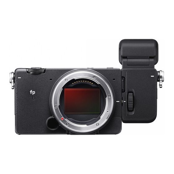 SIGMA fp L Digital Camera with Electronic Viewfinder (EVF-11)