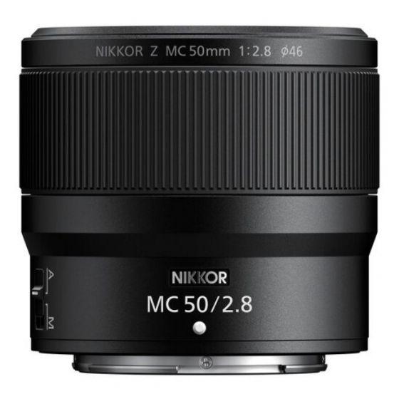 NIKKOR Z MC 50mm f/2.8 Lens