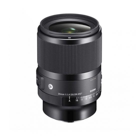 SIGMA 35MM F/1.4 DG DN Art Lens for Sony E-Mount