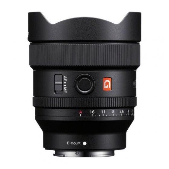 SONY FE 14mm F1.8 GM Full-frame Wide Angle Prime Lens