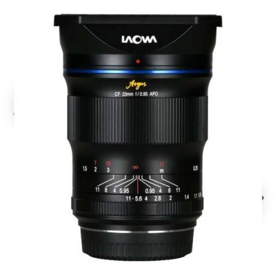 LAOWA Argus 35MM F/0.95 CF APO for Nikon Z