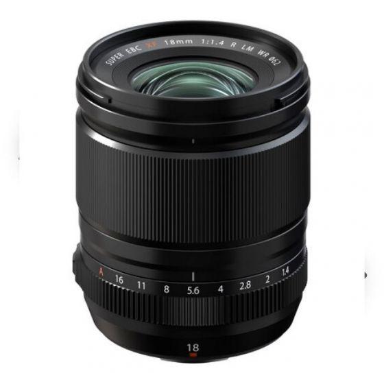 FUJI XF 18mm F/1.4 R LM WR Lens