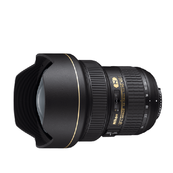 NIKON 14-24mm f/2.8 G ED Lens AFS