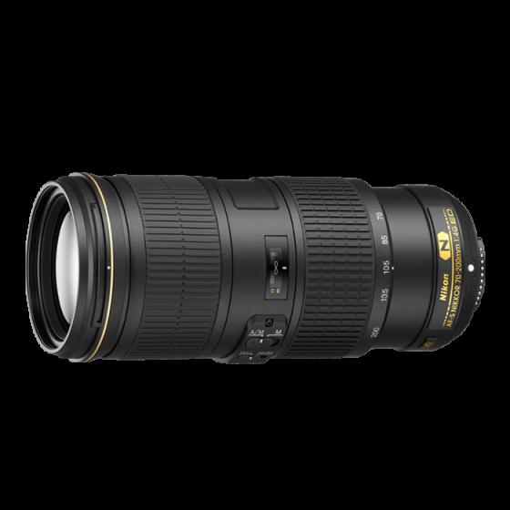 NIKON 70-200mm f4 ED AFS VR Lens