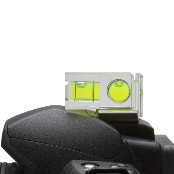 ProMaster Bubble Level 2 axis for standard hot shoe