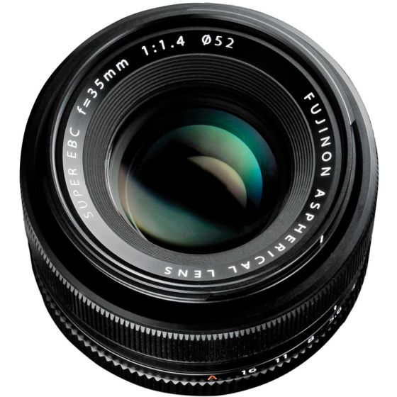 Fuji 35mm f1.4 X mount Lens for X series