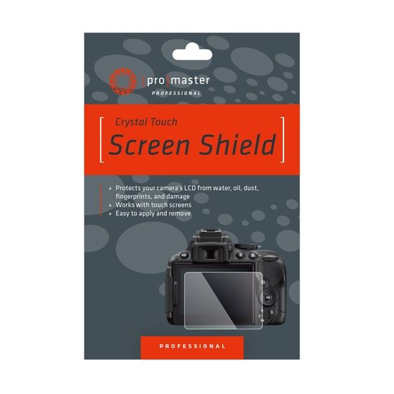 ProMaster Crystal Touch Screen Shield         Nikon D810 D800