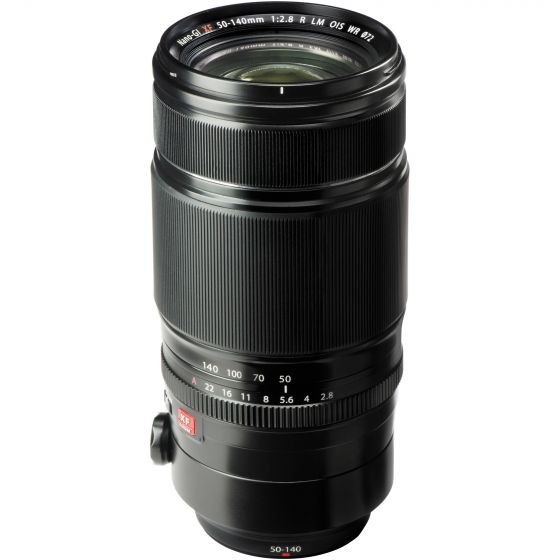 Fuji 50-140mm f2.8R WR for X series