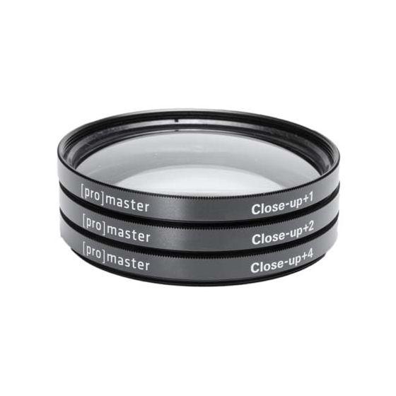 ProMaster Close Up filter set 58mm