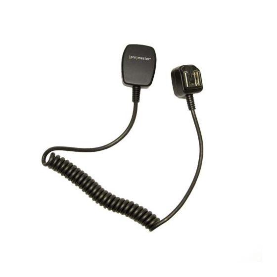ProMaster TTL remote cord Sony