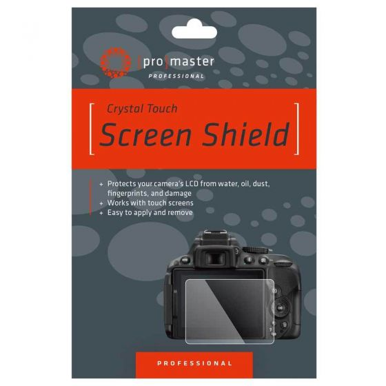ProMaster Crystal Touch Screen Shield Fuji XPRO3