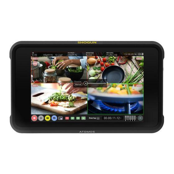 ATOMOS Shogun 7 HDR Pro Monitor