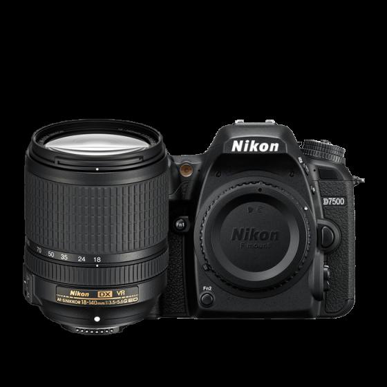 NIKON D7500 18-140mm HDSLR kit