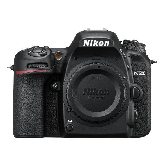 NIKON D7500 HDSLR body