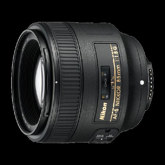 NIKON 85mm f/1.8 AF G