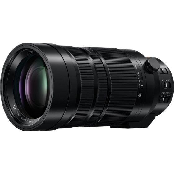 PANASONIC 100-400mm f4.0-6.3 Lens Leica DG Vario Elmar ASPH micro 4/3