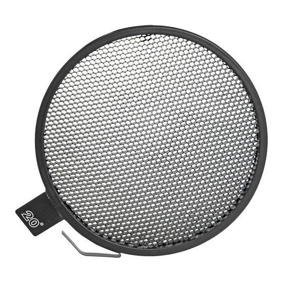 PHOTO BASICS Honeycomb Grid 20 degree   #CLEARANCE