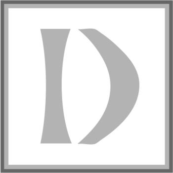 WESTCOTT Parabolic White Diffusion Front