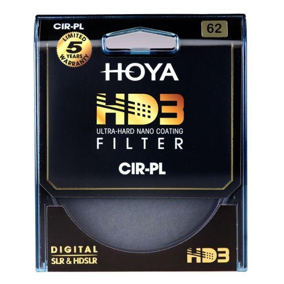 HOYA HD3 Circular Polarizer   62mm #CLEARANCE