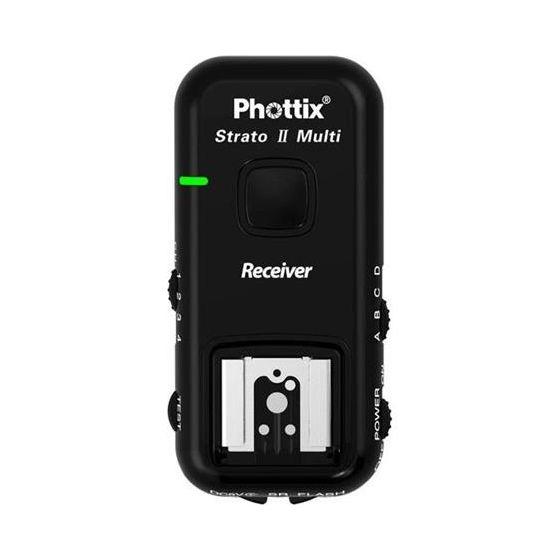 PHOTTIX Strato II Wireless Trigger 1 transmitter & 1 receiver    CANON