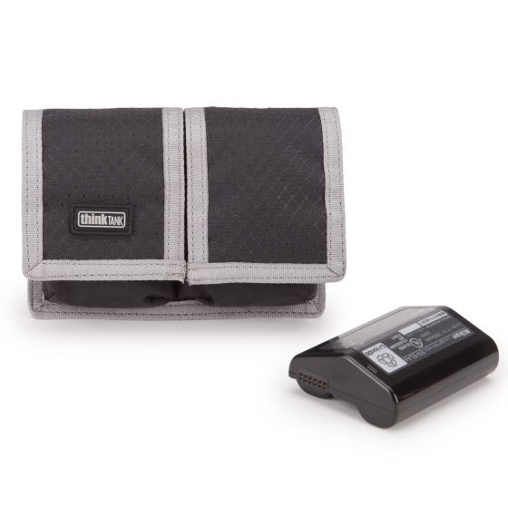 THINK TANK Pro HDSLR Battery Holder Wallet for 2 Pro size batteries