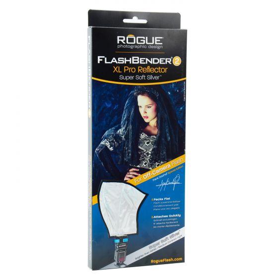 ROGUE FlashBender 2 XL Pro Silver Reflector