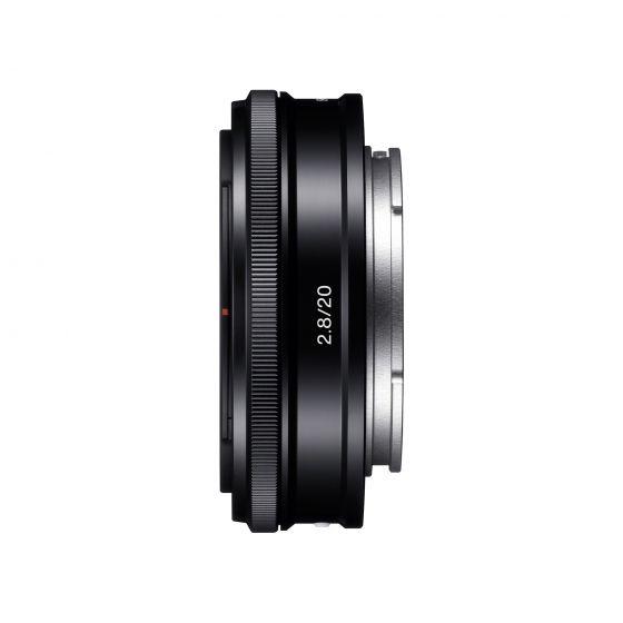 SONY 20mm f/2.8 Wide Angle Lens                        E mount