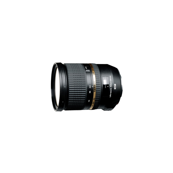 TAMRON 24-70mm f2.8 Di VC Lens for Canon w/ ultra silent drive